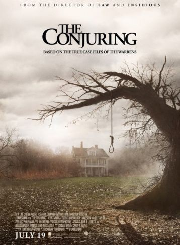poster de the conjuring de james wan