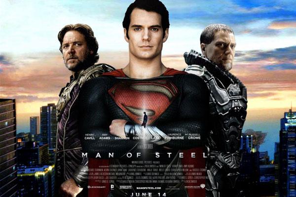 Superman El Hombre de Acero - Man of Steel