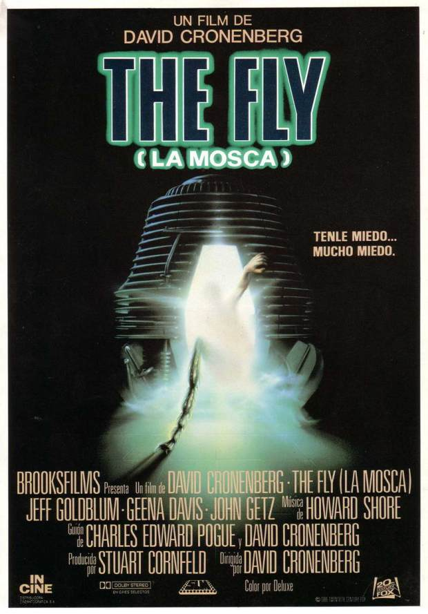 The_Fly_-_La_Mosca_-_1986_Poster