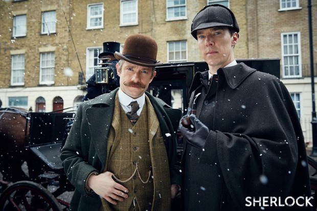 Martin-Freeman-Benedict-Cumberbatch-Sherlock-Special
