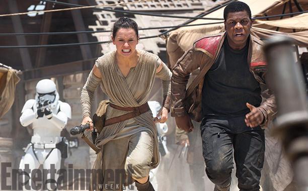 Star-Wars-El-despertar-de-la-fuerza-Nombres-Finn-y-Rei