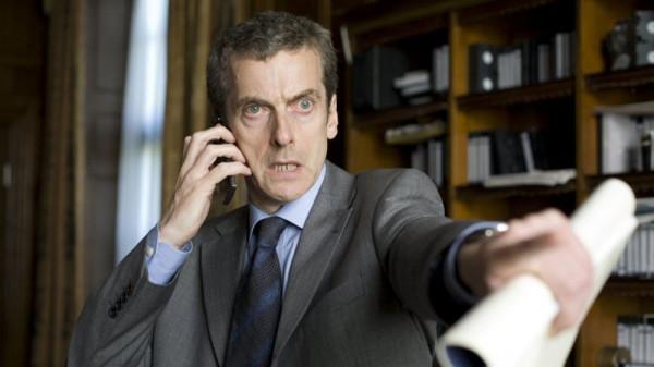 Peter Capaldi as Malcolm in IN THE LOOPNicola Dove