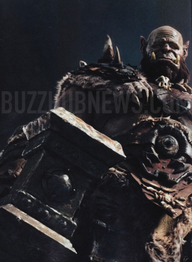 Warcraft-Robert-Kazinsky-as-Orgrim
