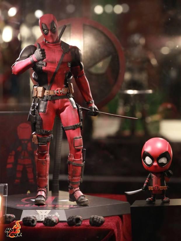 Oooops... Este no deberá estar aquí. Ya anda 'Deadpool' haciendo de las suyas... XD
