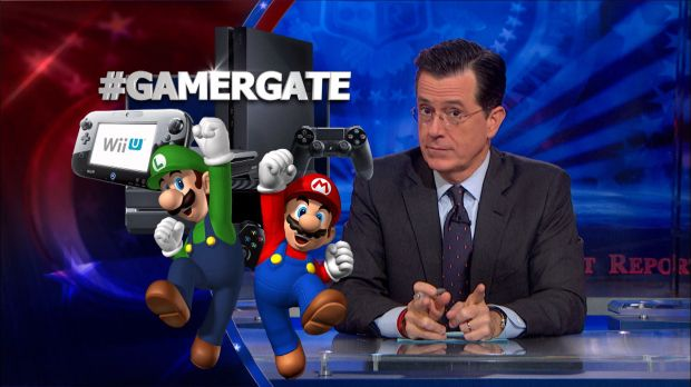 colbert-report-gamergate